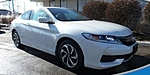 NEW 2016 HONDA ACCORD COUPE LX-S in SCHAUMBURG, ILLINOIS
