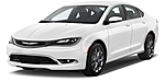 NEW 2016 CHRYSLER 200 C in TAYLOR, MICHIGAN