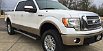 USED 2012 FORD F-150 LARIAT 4X4 4DR SUPERCREW STYLESIDE 5.5 FT. SB in COLUMBIA, TENNESSEE