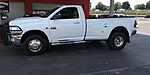 USED 2010 DODGE RAM 3500 SLT 4X4 2DR REGULAR CAB 8 FT. LB DRW PICKUP in SHELBYVILLE, TENNESSEE
