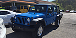 USED 2012 JEEP WRANGLER SPORT 4X4 4DR SUV in LAVALETTE, WEST VIRGINIA