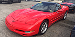 USED 2000 CHEVROLET CORVETTE BASE 2DR COUPE in LAVALETTE, WEST VIRGINIA