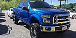 USED 2015 FORD F-150 XLT 4X4 4DR SUPERCREW 5.5 FT. SB in LAVALETTE, WEST VIRGINIA