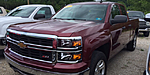 USED 2014 CHEVROLET SILVERADO 1500 LT 4X4 4DR DOUBLE CAB 6.5 FT. SB W/Z71 in LAVALETTE, WEST VIRGINIA