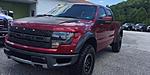 USED 2014 FORD F-150 SVT RAPTOR 4X4 4DR SUPERCREW STYLESIDE 5.5 FT. SB in LAVALETTE, WEST VIRGINIA