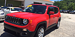 USED 2016 JEEP RENEGADE LATITUDE 4X4 4DR SUV in LAVALETTE, WEST VIRGINIA