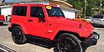 USED 2013 JEEP WRANGLER SAHARA 4X4 2DR SUV in LAVALETTE, WEST VIRGINIA