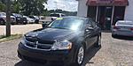 USED 2012 DODGE AVENGER SE V6 4DR SEDAN in LAVALETTE, WEST VIRGINIA