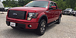 USED 2012 FORD F-150 FX4 4X4 4DR SUPERCREW STYLESIDE 5.5 FT. SB in LAVALETTE, WEST VIRGINIA