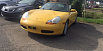 USED 2001 PORSCHE BOXSTER BASE 2DR CONVERTIBLE in LAVALETTE, WEST VIRGINIA