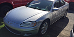 USED 2001 CHRYSLER SEBRING LXI 2DR COUPE in LAVALETTE, WEST VIRGINIA