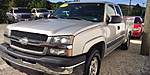 USED 2004 CHEVROLET SILVERADO 1500 LS 4DR EXTENDED CAB 4WD SB in LAVALETTE, WEST VIRGINIA