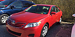 USED 2010 TOYOTA CAMRY BASE 4DR SEDAN 6A in LAVALETTE, WEST VIRGINIA