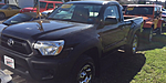 USED 2013 TOYOTA TACOMA BASE 4X4 2DR REGULAR CAB 6.1 FT SB 4A in LAVALETTE, WEST VIRGINIA