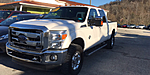 USED 2015 FORD F-350 LARIAT 4X4 4DR CREW CAB 6.8 FT. SB SRW PICKUP in LAVALETTE, WEST VIRGINIA