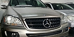 USED 2006 MERCEDES-BENZ M-CLASS ML350 AWD 4MATIC 4DR SUV in MIAMI, FLORIDA