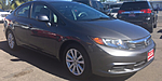 USED 2012 HONDA CIVIC EX 4DR SEDAN in ESCONDIDO, CALIFORNIA