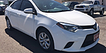 USED 2014 TOYOTA COROLLA LE 4DR SEDAN in ESCONDIDO, CALIFORNIA