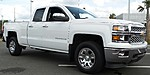 "USED 2014 CHEVROLET SILVERADO 1500 4WD DOUBLE CAB 143.5"" LT W/1LT in HINESVILLE, GEORGIA"