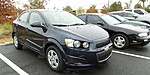 USED 2015 CHEVROLET SONIC 4DR SDN AUTO LS in HINESVILLE, GEORGIA