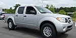 NEW 2016 NISSAN FRONTIER 2WD CREW CAB SWB AUTO SV in HINESVILLE, GEORGIA