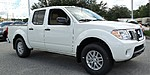 NEW 2016 NISSAN FRONTIER 4WD CREW CAB SWB AUTO SV in HINESVILLE, GEORGIA