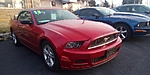 USED 2013 FORD MUSTANG V6 2DR CONVERTIBLE in COLUMBUS, OHIO