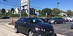 USED 2015 CHEVROLET SONIC LTZ AUTO 4DR SEDAN in COLUMBUS, OHIO