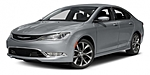 NEW 2017 CHRYSLER 200 TOURING in OAK LAWN, ILLINOIS