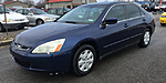 USED 2004 HONDA ACCORD LX 4DR SEDAN in JUNCTION CITY, KENTUCKY