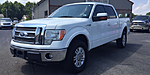 USED 2010 FORD F-150 LARIAT 4X4 4DR SUPERCREW STYLESIDE 5.5 FT. SB in JUNCTION CITY, KENTUCKY