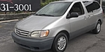 USED 2001 TOYOTA SIENNA LE in MIDLOTIAN, ILLINOIS