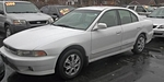 USED 2001 MITSUBISHI GALANT ES in MIDLOTIAN, ILLINOIS