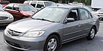 USED 2005 HONDA CIVIC HYBRID  in MAULDIN, SOUTH CAROLINA