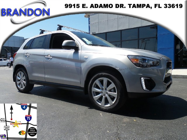 2015 MITSUBISHI OUTLANDER SPORT  Side Impact BeamsDual Stage Driver And Passenger Seat-Mounted S