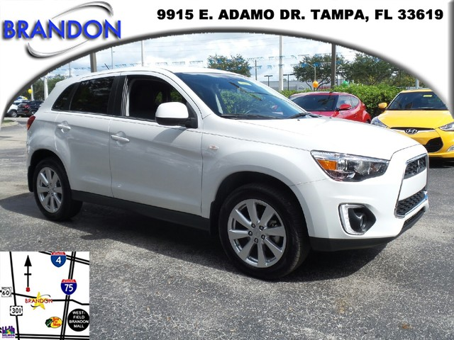 2015 MITSUBISHI OUTLANDER SPORT  Electronic Stability Control ESCABS And Driveline Traction Co