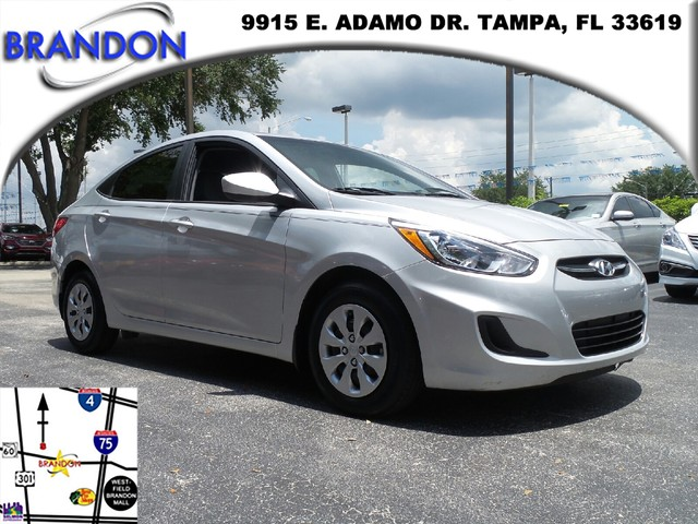 2016 HYUNDAI ACCENT SE  Electronic Stability Control ESCABS And Driveline Traction ControlSid