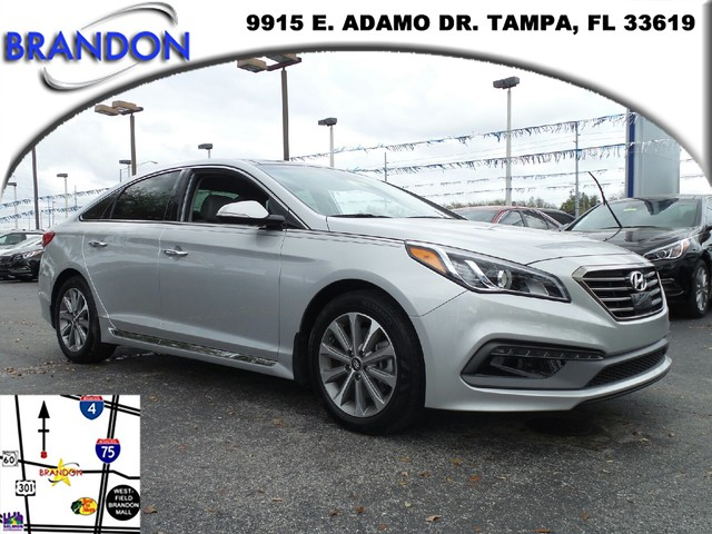2016 HYUNDAI SONATA 24L LIMITED  Side Impact BeamsDual Stage Driver And Passenger Seat-Mounted