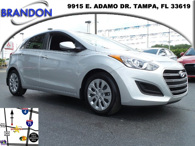 2016 HYUNDAI ELANTRA GT  Side Impact BeamsDual Stage Driver And Passenger Seat-Mounted Side Airb