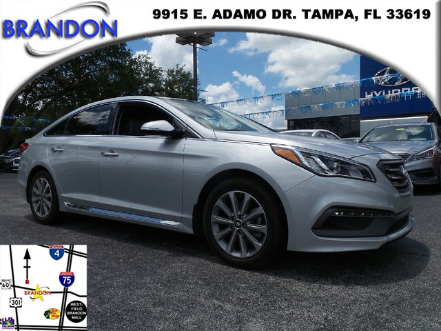 2016 HYUNDAI SONATA 24L LIMITED  Electronic Stability Control ESCABS And Driveline Traction C
