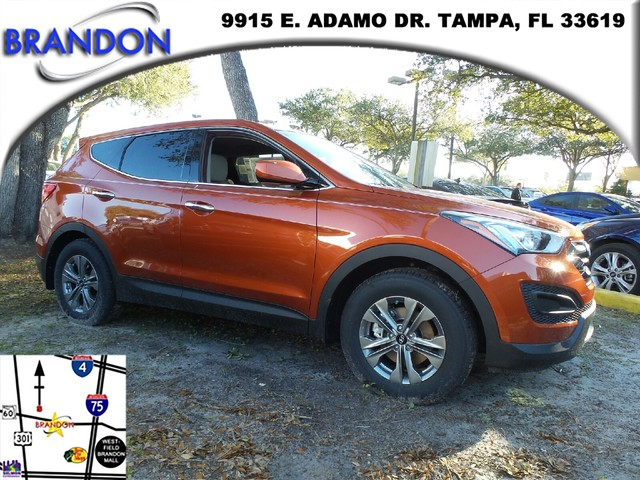 2016 HYUNDAI SANTA FE SPORT  Side Impact BeamsDual Stage Driver And Passenger Seat-Mounted Side