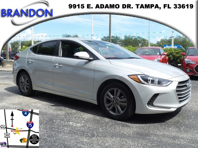 2017 HYUNDAI ELANTRA SE  Electronic Stability Control ESCABS And Driveline Traction ControlSi
