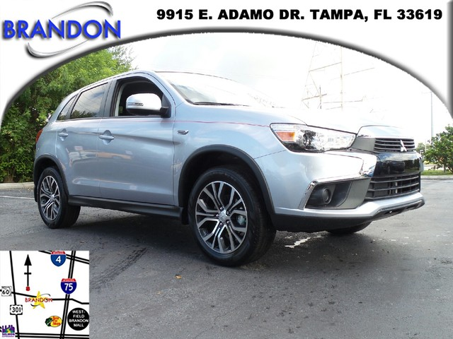 2016 MITSUBISHI OUTLANDER SPORT  Electronic Stability Control ESCABS And Driveline Traction Co
