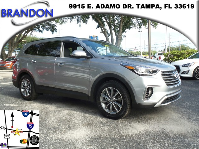 2017 HYUNDAI SANTA FE SE  Electronic Stability Control ESCABS And Driveline Traction ControlS