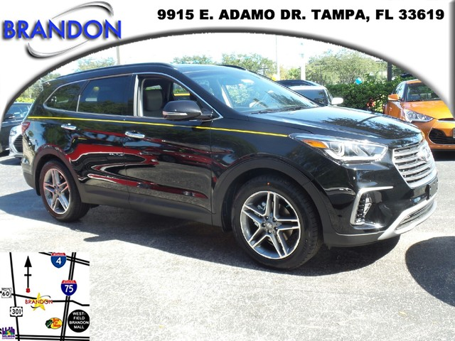 2017 HYUNDAI SANTA FE LIMITED ULTIMATE  Electronic Stability Control ESCABS And Driveline Trac