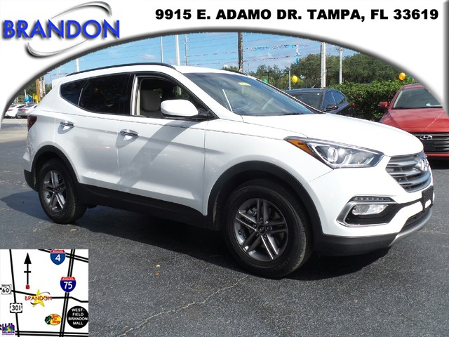 2017 HYUNDAI SANTA FE SPORT 24L  Electronic Stability Control ESCABS And Driveline Traction C