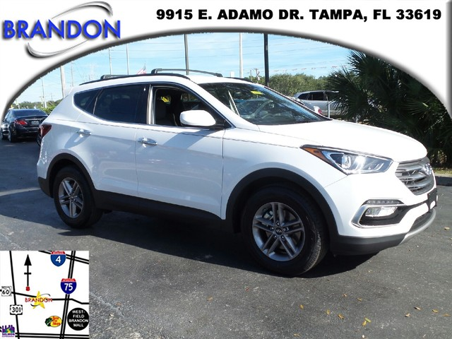 2017 HYUNDAI SANTA FE SPORT 24L  Side Impact BeamsDual Stage Driver And Passenger Seat-Mounted