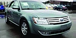 NEW 2008 FORD TAURUS SEL in SOUTHFIELD, MICHIGAN