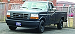 NEW 1995 FORD F-150 V6 REGULAR CAB 2WD in SOUTHFIELD, MICHIGAN