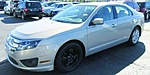 USED 2010 FORD FUSION SE in STERLING HEIGHTS, MICHIGAN